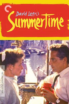 Summertime movie poster.