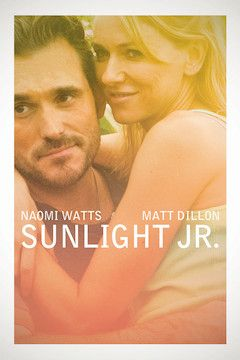 Sunlight Jr. movie poster.