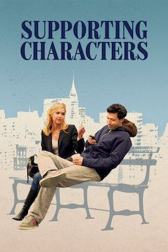Supporting Characters movie poster.