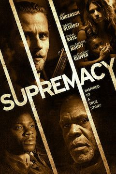 Supremacy movie poster.