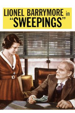 Sweepings movie poster.