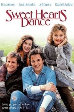 Sweet Hearts Dance movie poster.