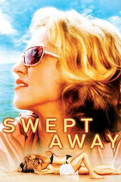 Swept Away movie poster.
