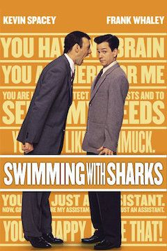 Poster for the movie Swimming With Sharks