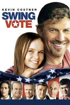 Swing Vote movie poster.