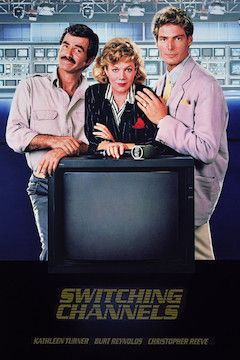 Switching Channels movie poster.