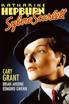 Sylvia Scarlett movie poster.
