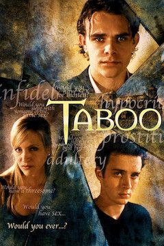 Taboo movie poster.