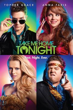 Take Me Home Tonight movie poster.