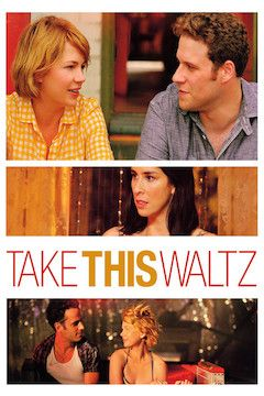 Take This Waltz movie poster.