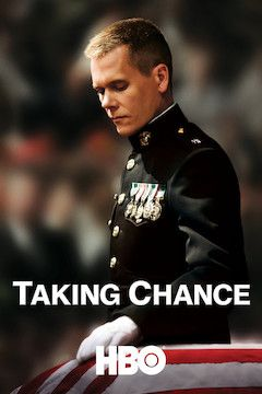 Taking Chance movie poster.