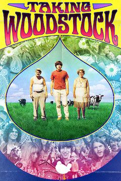 Taking Woodstock movie poster.