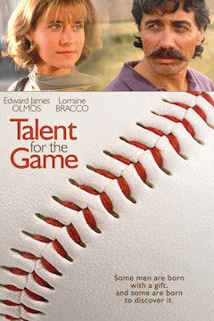 Talent for the Game movie poster.