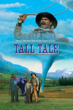 Tall Tale movie poster.