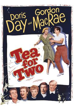 Tea for Two movie poster.