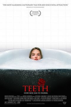 Teeth movie poster.