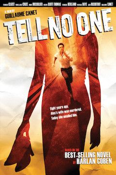 Tell No One movie poster.