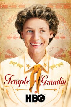 Temple Grandin movie poster.