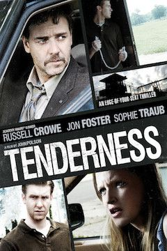 Tenderness movie poster.