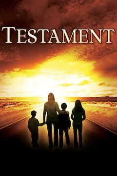 Testament movie poster.