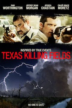 Texas Killing Fields movie poster.
