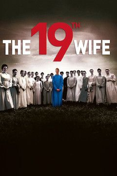 The 19th Wife movie poster.