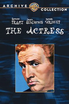 The Actress movie poster.