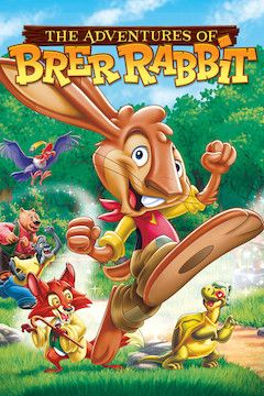 The Adventures of Brer Rabbit movie poster.
