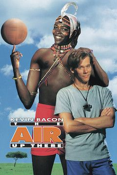 The Air Up There movie poster.