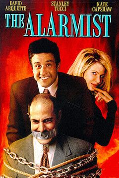 The Alarmist movie poster.