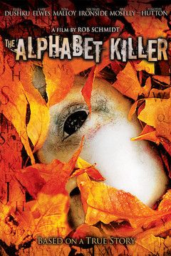 The Alphabet Killer movie poster.