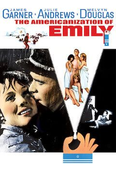 The Americanization of Emily movie poster.