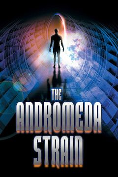 The Andromeda Strain movie poster.