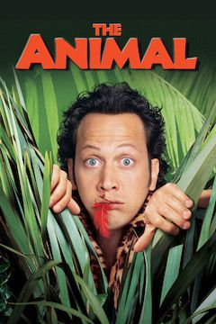 The Animal movie poster.