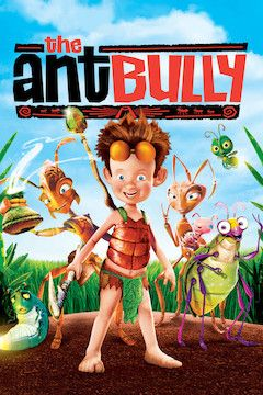 The Ant Bully movie poster.