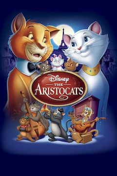 The Aristocats movie poster.