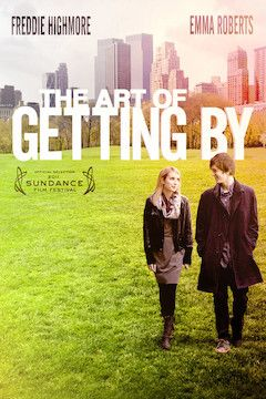 The Art of Getting By movie poster.