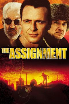 Poster for the movie The Assignment