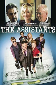 The Assistants movie poster.
