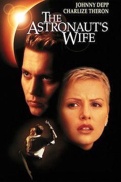 Poster for the movie The Astronaut's Wife