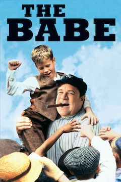 The Babe movie poster.