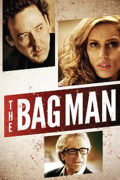 The Bag Man movie poster.