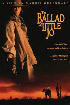 The Ballad of Little Jo movie poster.
