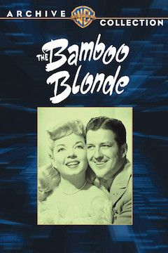 Poster for the movie The Bamboo Blonde