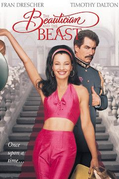 The Beautician and the Beast movie poster.