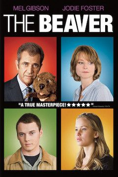 The Beaver movie poster.