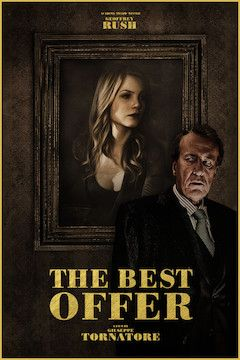 The Best Offer movie poster.
