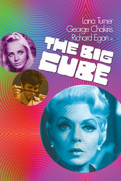 Poster for the movie The Big Cube