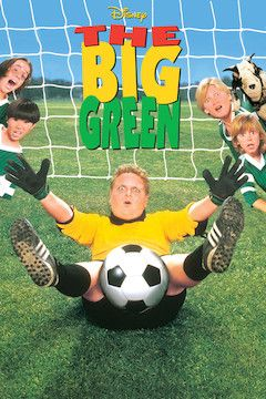 The Big Green movie poster.