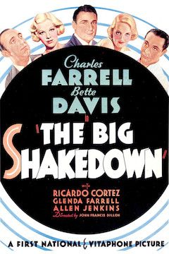 The Big Shakedown movie poster.